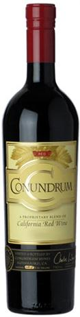 Conundrum Red Table Wine